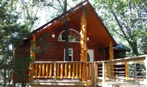 treehouses in branson